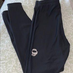 Pearl iZumi fleece lined leggings